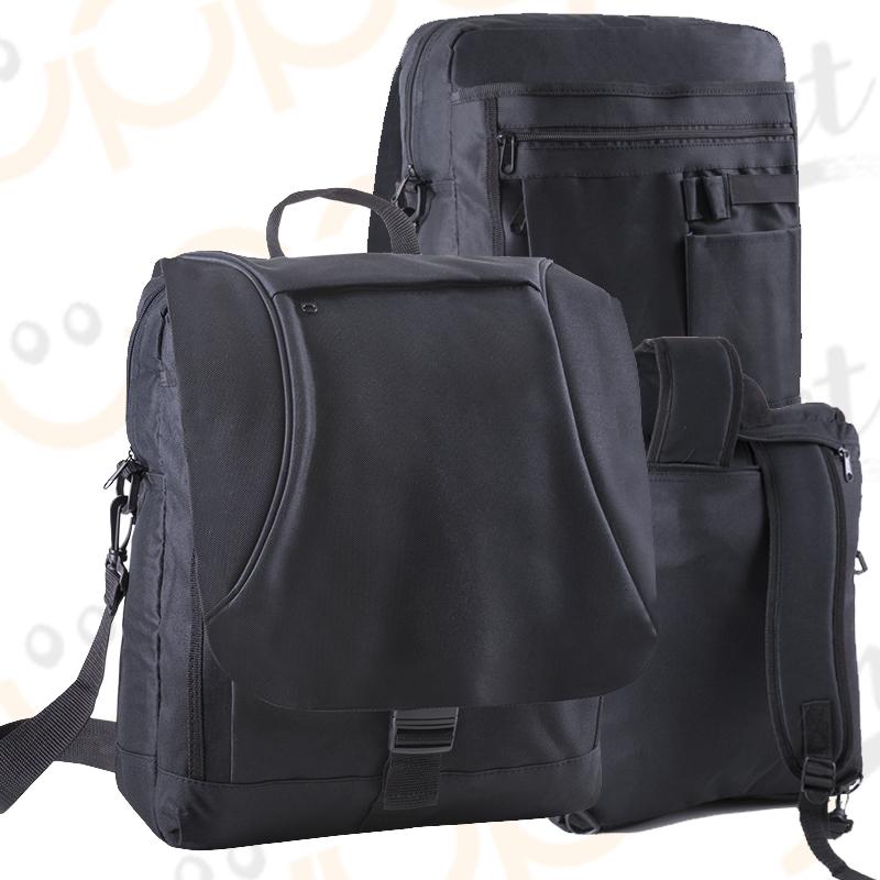 15   Zaino uomo donna nero borsa porta pc computer laptop documenti lavoro ef415c69f10
