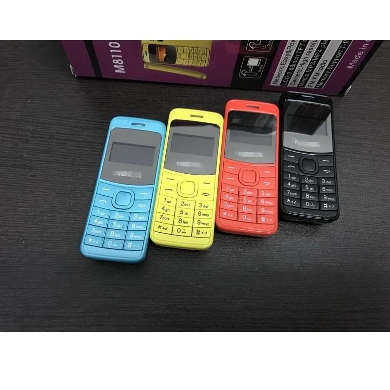 24ca1d1a16 MINI TELEFONO CELLULARE TASCABILE M8110 DUAL SIM BLUETOOTH GSM ...