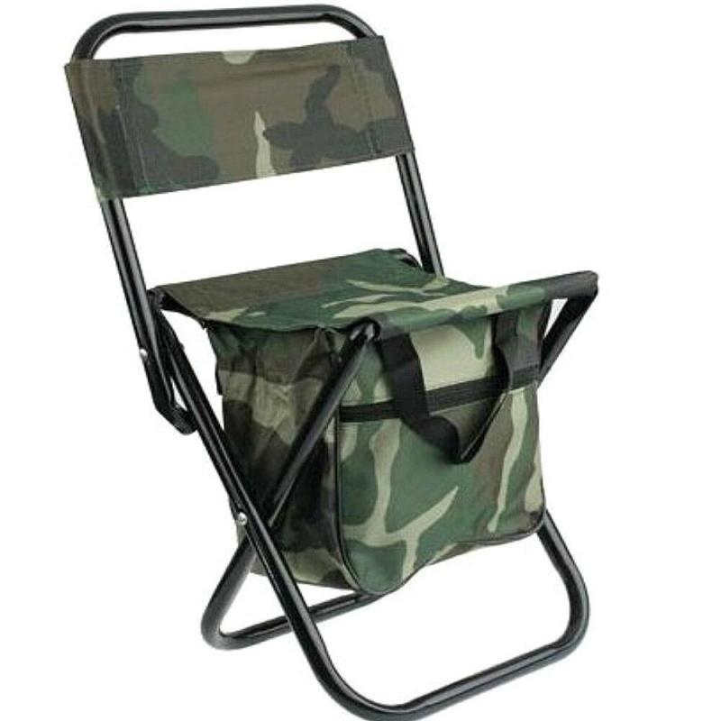 Seggiolino Pieghevole Campeggio.Sedia Seggiolino Pieghevole Da Campeggio Militare Pesca Caccia Camping Portatile